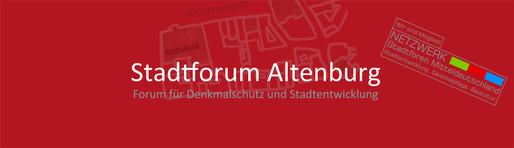 Stadtforum Altenburg